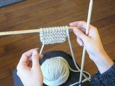Apprendre à tricoter : comment arrêter les mailles ?