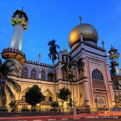 Masjid Sultan, Singapura (Sultan Mosque, Singapore)