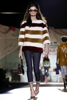 Cool Chic Style Fashion: DSQUARED2 Milan Fashion Week Fall Winter 2012 2013 Women's Collection ||