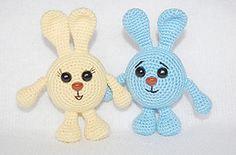 Mesmerizing Crochet an Amigurumi Rabbit Ideas. Lovely Crochet an Amigurumi Rabbit Ideas. Easter Crochet Patterns, Amigurumi Patterns, Crochet Ideas, Crochet Gratis, Free Crochet, Rabbit Crafts, Crochet Classes, Crochet Rabbit, Crochet Fall