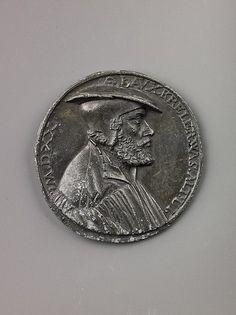 Laux Kreler Unknown South German  medalist Artist: Circle of Hans Kels the Elder (German, ca. 1480/85–ca. 1559)