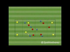 Juego de Posición: Generar ventajas desde centrales Soccer Coaching, Soccer Training, Drill, Youtube, Sports, Soccer Drills, Games, Football Soccer, Hs Sports