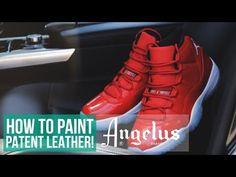 ed2b78a5d6d9 Jordan 11 Custom Patent Leather Walkthrough