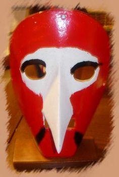 Máscara de Careto, latão, Podence, Portugal - Grupo de Caretos de Podence