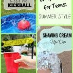 Group Dating for Teens: Summer Style