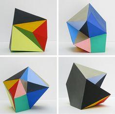 Lisa Hamilton | Escultura en Papel