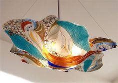 Beach Glass art - Stained Glass art On Bottles - Broken Glass art Pictures - Fused Glass art Shape - - Fused Glass art Winter