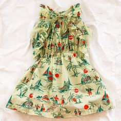 morley ll beach dress