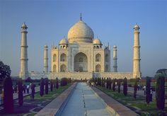 Image: The Taj Mahal, India (© Image Broker/Rex Features)