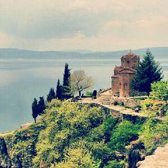 Ohrid, Macedonia..it was beautifull