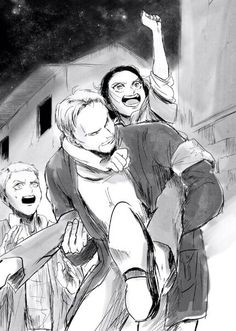 Reiner | Gabi | Falco | Shingeki no Kyojin | Attack on titan | SNK | Marley