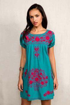 URBAN RENEWAL MEXICALI ROSE DRESS
