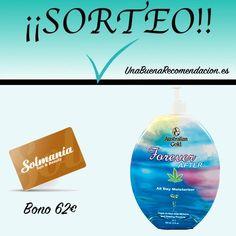 Sorteo Solmania BellezaySol