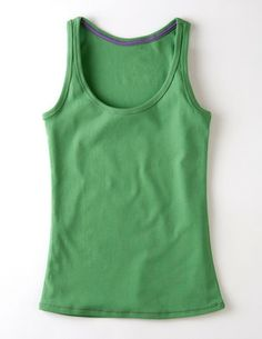 I've spotted this @BodenClothing Essential Tank Top Apple