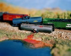 Overturned tankers = chemical spills in precious waterways.