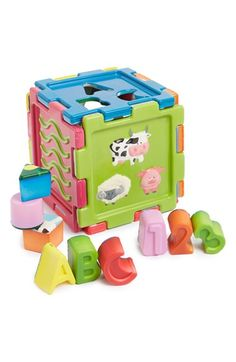 Free shipping and returns on Hedstrom 'Sensory Cube' Toy Set at Nordstrom.com. Your little one will love piecing together and building this vibrantly colored cube that doubles as a map and can be paired with various foamy letters and numbers so they can improve their gross and fine motor skills while having fun.