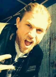 Charlie Hunnam You make the show SOA, actually... You ARE the show SOA!