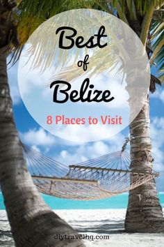 Check out our ultimate Belize itinerary and find out the top things to do in Belize on a budget... including a secret desert island destination that will make you want to stay even longer! #belize #centralamerica #caribbean