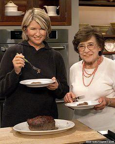 Meatloaf 101 with Mrs. Kostyra - Martha Stewart's Mom's meatloaf