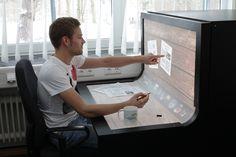 Bend Desk : Le bureau des générations futures | PixelsTrade Webzine