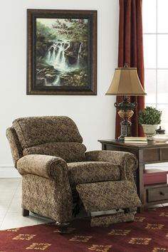 Walworth Low Leg Recliner Chair   Ashley   Home Gallery Stores