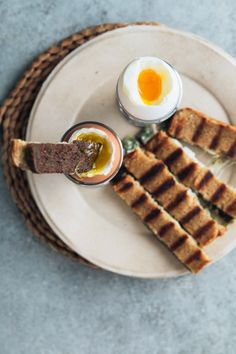 Dippy Eggs & Spicy Feta Provolone Soldiers Recipe   I Will Not Eat Oysters