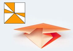 Valley Fold Origami The Origami Experiment Paper Versus Vks Work Instructions. Valley Fold Origami H. Modular Origami, Origami Folding, Useful Origami, Paper Folding, Origami Parrot, Origami Rose, Origami Cards, Origami Paper, Origami Techniques