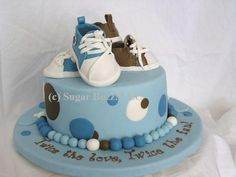sports baby shower decorations for boys | Sab Cakes Boy Babyshower Sports Cake - kootation.com