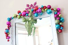 Ccandyland inspired Christmas decorations by Kandee Johnson