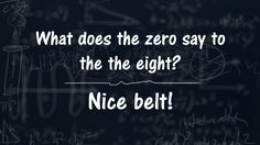 13 One-Liner Jokes That All The Math Lovers Will Totally Understand www.sta.cr/2vJK3