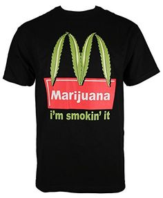 California Cannabis Marijuana Brand Parody Weed Lover T-shirt (XL, Marijuana I'm Smokin' It) Private Label http://www.amazon.com/dp/B00FW96NCS/ref=cm_sw_r_pi_dp_oD7zub1SBRCJW