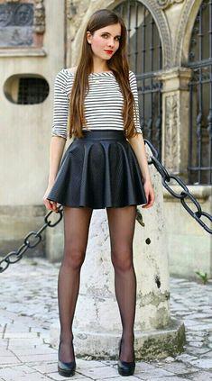 My friend Ariadna Mini Skirt Dress, Mini Skirts, Short Skirts, Short Dresses, Fashion Models, Girl Fashion, Womens Fashion, Club Dresses, Sexy Dresses