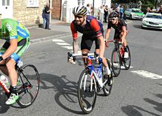 Our region's Tour of Britain day in pictures and words