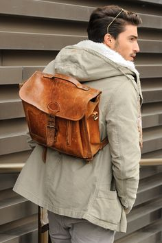 PITTI UOMO: TREND REPORT: BAGS  by MONSIEUR JEROME