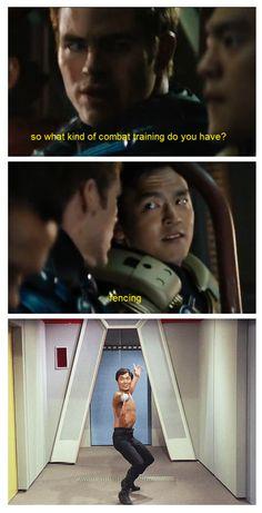 Sulu <3 [gif]