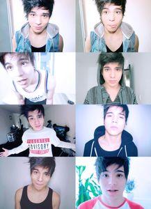 Collage de sebas #teamo <3 <3 <3