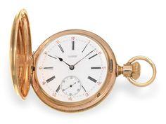 Taschenuhr: hochfeines, frühes Vacheron & Constantin Ankerchronometer in sehr gutem Erhaltungszusta