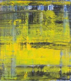 Gerhard Richter  Abstract Painting (809-3)  Abstraktes Bild (809-3)  Date 1994  Oil on canvas  2300 x 2048 x 75 mm