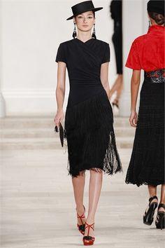 Sfilata Ralph Lauren New York - Collezioni Primavera Estate 2013 - Vogue