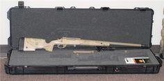 Surgeon Rifle Laser McMillan SCALPEL 300 win mag