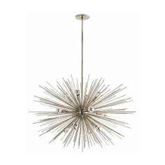Radiate brilliant light and design on your favorite setting # JamesRixner  #homedecor