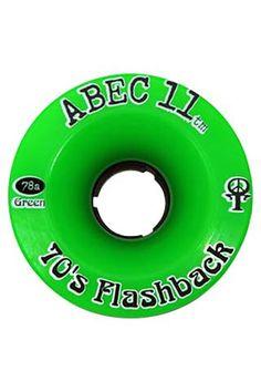 Abec 11 Flashbacks 70mm 78a Wheels