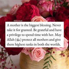 Love u mother ♥️♥️ Islamic Qoutes, Islamic Inspirational Quotes, Muslim Quotes, Religious Quotes, Love My Parents Quotes, Mom And Dad Quotes, Mother Quotes, Allah Quotes, Quran Quotes