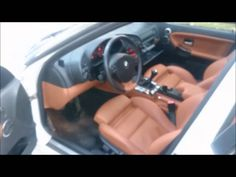 Fantastic video of a full full extras BMW e36 touring