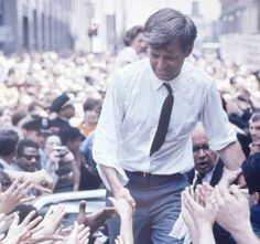 #RFK_Photos  http://en.wikipedia.org/wiki/Robert_F._Kennedy Love ...There ..All Hearts .......❤