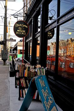 Black Swan Books, Richmond, Virginia       -------      http://www.blackswanbooks.com