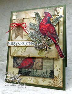Beautiful Stunning  Cardinal Wishes