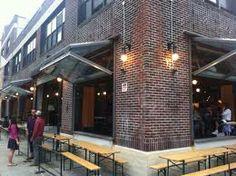 restaurants with garage doors - Google Search