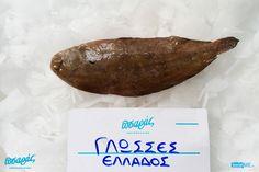 Αν και, στα ελληνικά, η γλώσσα πήρε το όνομά της, επειδή μοιάζει με το αντίστοιχο όργανο του σώματος, στα αγγλικά, τα γαλλικά, και τα ιταλικά, η ετυμολογία της προέρχεται από τη λατινική λέξη για το…σανδάλι!  Μη σας ξεγελά, όμως, η ονομασία της! Πρόκειται για ένα πεντανόστιμο ψάρι, το οποίο μπορείτε, πλέον, να αγοράσετε, και ψητό, ή τηγανιτό, από τον Πσαρά, στη Μητροπολίτου Γενναδίου 7! Αν θέλετε τα ψάρια σας, φρέσκα, ή μαγειρευτά, στην πόρτα σας, καλέστε μας στο ☎️ 2310232228! Καλέ..