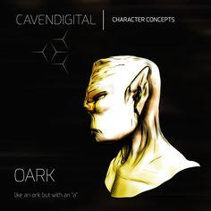 OARK | like an Ork but with an A on Behance